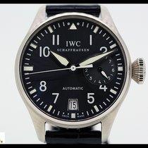 IWC Big Pilot 7 Days White Gold