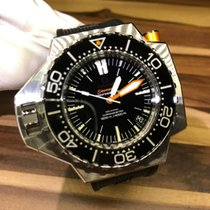 Omega Seamaster Ploprof 1200m Co-axial 55 x 48 mm