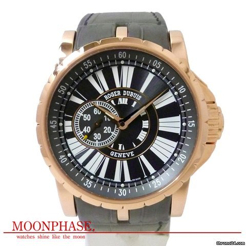 Roger Dubuis EX45-77-50-00/0AR01/B K18RG