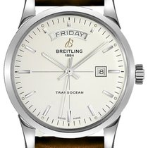Breitling Transocean Day & Date incl 19% MWST