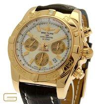 Breitling Chronomat 44 18K.Rosegold Ref.HB0110