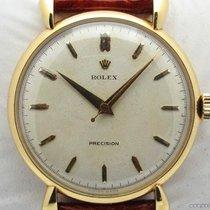 Rolex Vintage Precision 4411 anse a ragno 18K