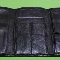 Cartier Leather Wallet For Spare Watch Bands Or Pens