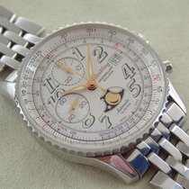 Breitling Navitimer Montbrillant Eclipse Mondphase, 42 mm,...