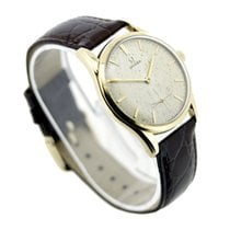 Omega 9ct yellow gold ALD English case vintage watch 1964
