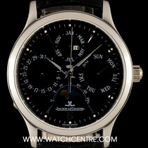 Jaeger-LeCoultre S/S Master Control Perpetual Cal Moonphase...