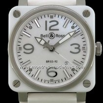 Bell & Ross Br 03-92 White Ceramic
