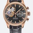Zenith El Primero Chronomaster Lady/ Rose Gold&Diamonds