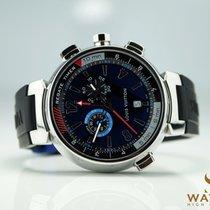 Louis Vuitton Tambour Regatta Navy Ref: Q102D Chronograph