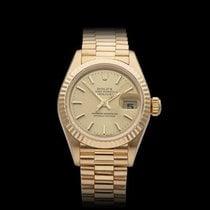 Rolex Datejust President 18k Yellow Gold Ladies 79178