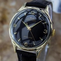 Mido Rare Mens 1960s Automatic Gold Plated Rare Vintage Dress...