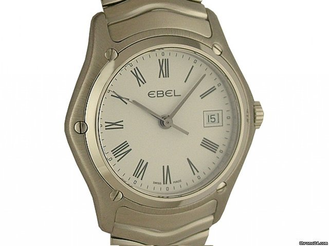 Ebel Classic Wave Lady 27mm