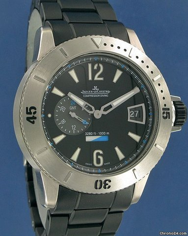 Jaeger-LeCoultre Master Compressor Diving GMT--ON HOLD--