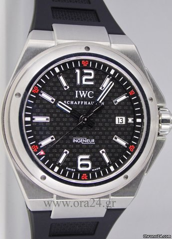 IWC Ingenieur Automatic Mission Earth 46mm Box&Papers 2011