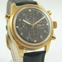 IWC Doppelchronograph 750 Gold