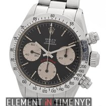 Rolex Daytona Cosmograph Stainless Steel Big Red Dial Circa...