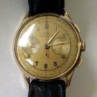 Chronographe Suisse Cie 18k Gold Landeron Very nice con...