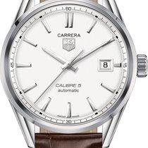 TAG Heuer CARRERA CALIBRO 5 Ref. WAR211B.FC6181