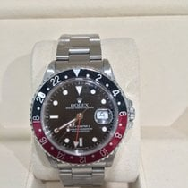 Rolex GMT Master II  Cola Stainless Steel