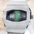 Digital Vintage Enise Jump Hour Mens Rare Watch  Made In...