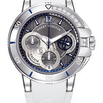 Harry Winston [NEW] Ocean Sport Ladies' Chronograph...