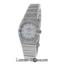 Omega Mint Ladies Constellation Double Eagle 1581.70.00 MOP