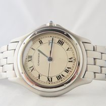 Cartier Panthere Cougar Steel 33mm