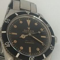 Rolex Submariner 6536-1 muy raro exclamation  ponit dial