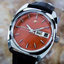 Enicar Swiss Made Vintage Automatic Mens Rare Authentic Watch...