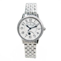 Jaeger-LeCoultre New  Rendez Vous Stainless Steel Silvery...