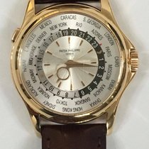 Patek Philippe World Time 5130R 18k  Rose Gold