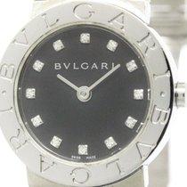 Bulgari Polished  - Diamond Quartz Ladies Watch Bb26ss (bf102215)