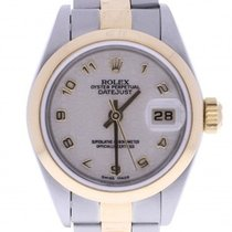 Rolex Datejust 79163 26 Mm Anniversary Edition Ivory Color Dial