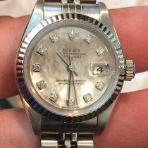 Rolex Ladies Ss/wg Datejust 26mm 79174 Ref. Circa 2000's...