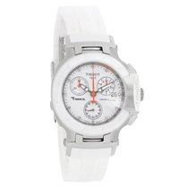 Tissot T-Race Ladies Chronograph LE Quartz Watch T048.217.27.0...