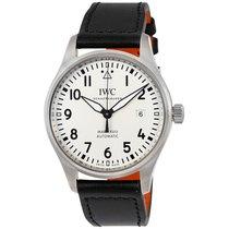 IWC Pilot's Mark XVIII Silver Dial Automatic Mens Watch...