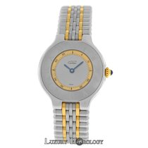 Casio Genuine Ladies Must 21 de  1340 Steel 18K Yellow Gold