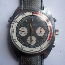 Mathey-Tissot Three Registers Chronograph Cal. 726