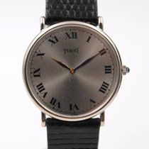 Piaget Extra Flat 9025 White Gold  Papers Piaget 1974