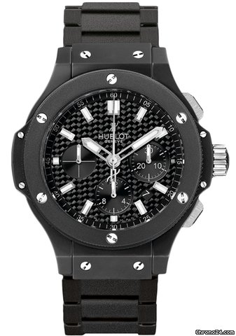 Hublot Big Bang Ceramic Black Magic 44mm