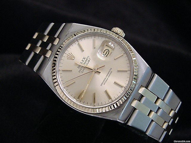 Rolex Datejust Date Oysterquartz