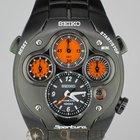 Seiko Sportura Kinetic Chronograph Titanium SLQ019J1 SLQ019J...