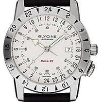 Glycine Airman black with base 22