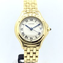 Cartier 18K GOLD Panthere Cougar