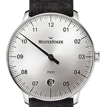 Meistersinger Neo Automatic 36 mm Silver Dial - ref. ne901n