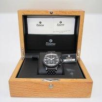 Tutima Grand Classic Black Chronograph