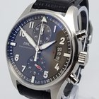 IWC SpitFire Pilots 43mm Steel Mens Automatic Watch