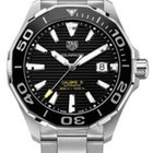 TAG Heuer Aquaracer Automatic Date Mens watch WAY201A.BA0927