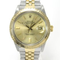 Rolex Turn-o-graph Datejust 16253 with service papers