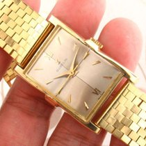 Gübelin 18k Solid Gold Swiss 17 Jewels Manual Wind